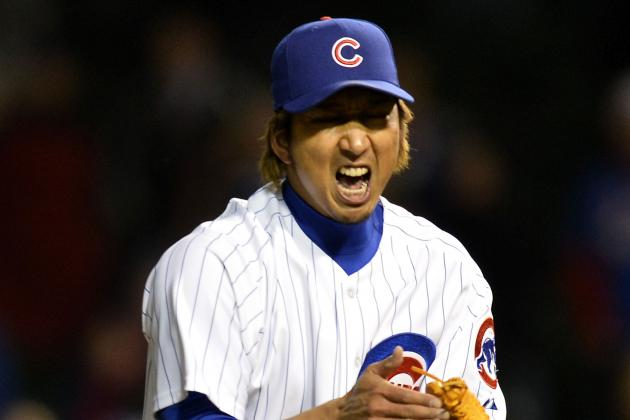 Cubs Place Kyuji Fujikawa on DL with Forearm Strain