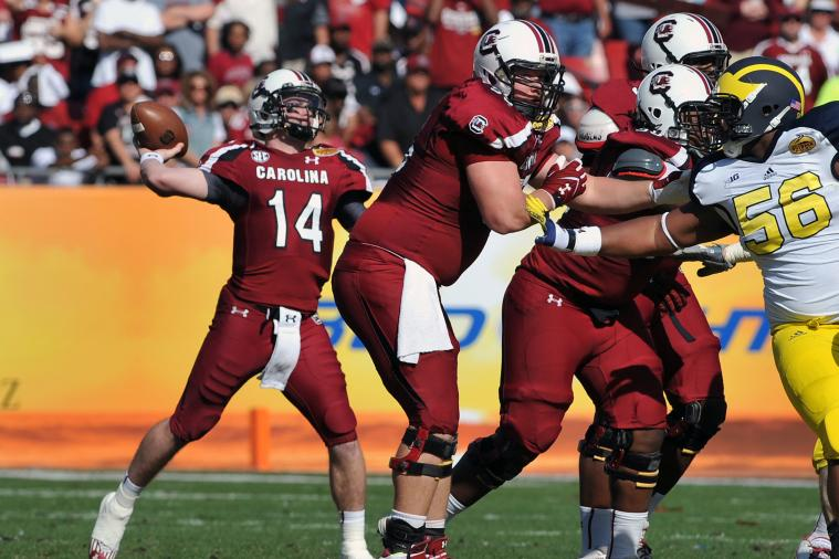South Carolina Football 2013 Spring Game: Live Analysis, Notes and Recap