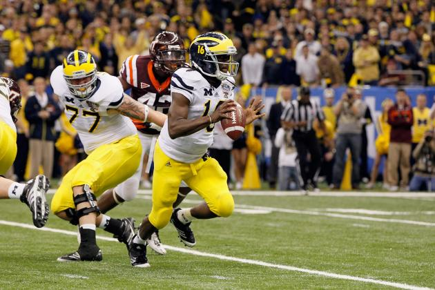 Michigan Football 2013 Spring Game: Live Analysis, Notes and Recap