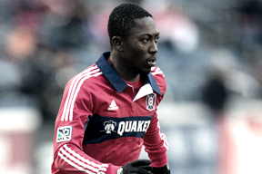 Patrick Nyarko's Return to Health Gives Chicago Fire Lineup Conundrum