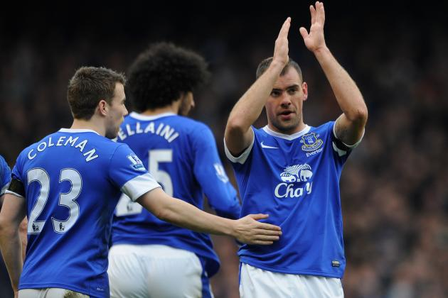 Everton 2-0 QPR: Comfortable Home Win Keeps Alive Chances of a Top Four Finish
