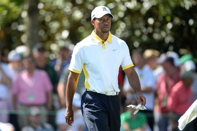 How Golf's New Rules Saved Tiger Woods from Disqualification at the Masters