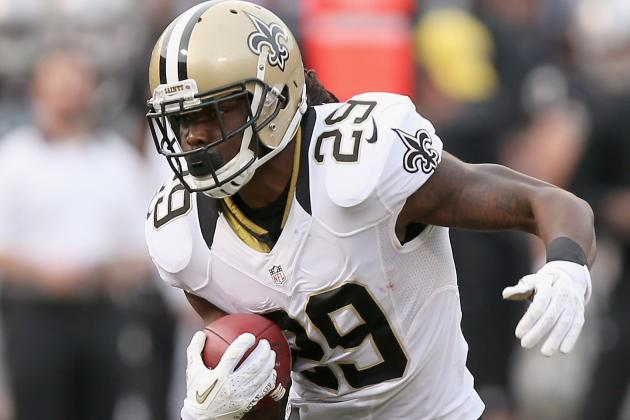 New Orleans Saints RB Chris Ivory Visits with New York Jets, Source Says