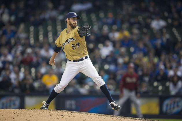 The Long Ball Haunts Brewers' John Axford