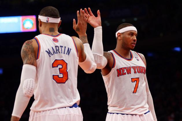 Why the New York Knicks' Success Should Continue in NBA Playoffs