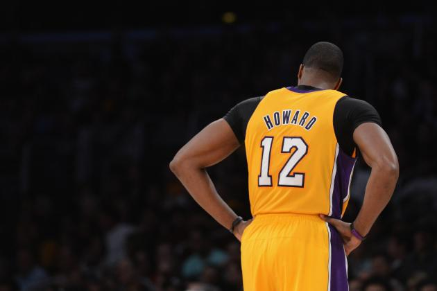 Kobe Bryant's Injury Means Lakers Are Dwight Howard's Team for Better or Worse