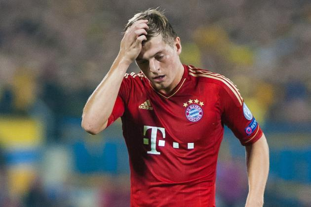 How Toni Kroos' Absence Will Affect Bayern Munich's Chances Against Barcelona