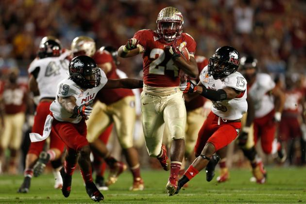 Lonnie Pryor Scouting Report: NFL Outlook for Florida State FB