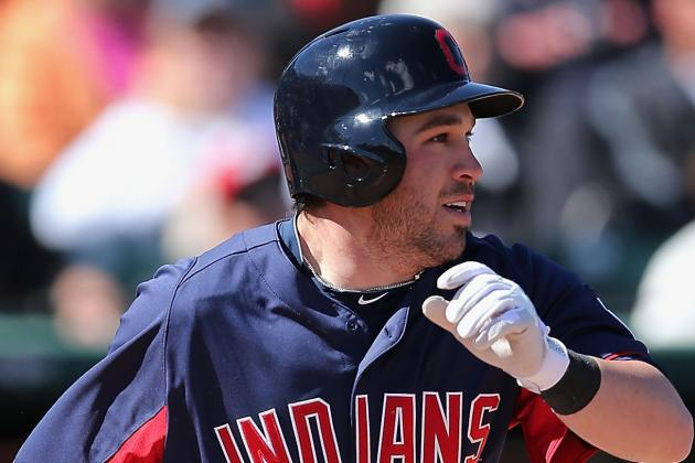 Jason Kipnis and Carlos Santana Scratched from Indians' Lineup