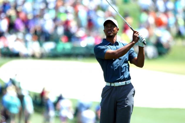 Tiger Woods at Masters 2013: Day 3 Score, Highlights and Updates