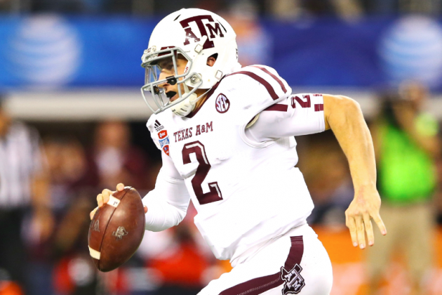 Texas A&M Football 2013 Spring Game: Live Analysis, Notes and Recap