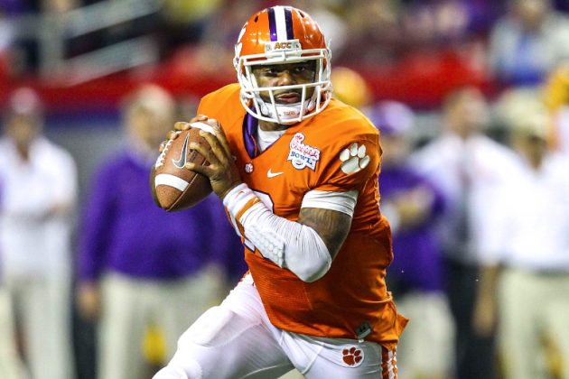 Clemson Football 2013 Spring Game: Live Analysis, Notes and Recap