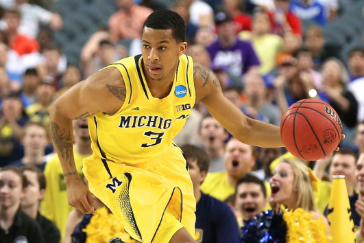 Michigan Star Trey Burke Declares for 2013 NBA Draft