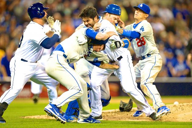 What MLB Should Do to Stop Brawls