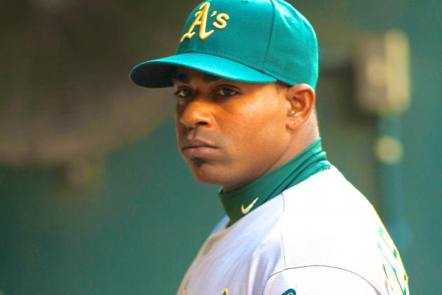 Yoenis Cespedes Injury: Updates on A's Outfielder's Hand