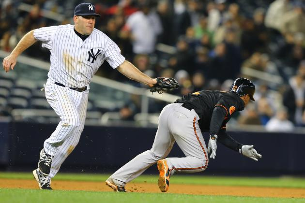 New York Yankees Triple Play: How the Players and Coaches Saw It