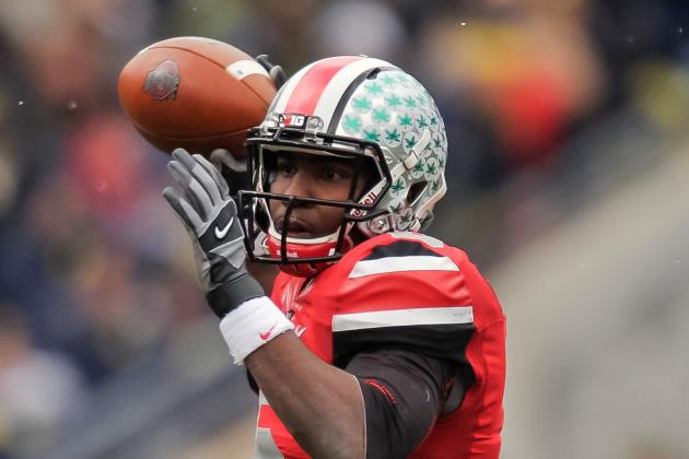 Miller Accounts for 3 TDs in Buckeyes' Spring Game