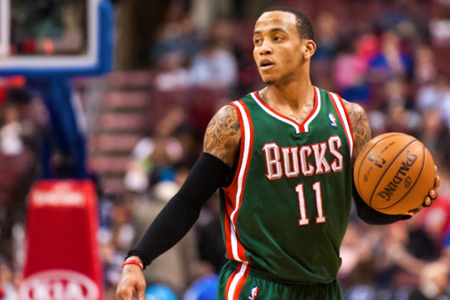 Monta Ellis Will Reportedly Opt out of Bucks Contract This Offseason
