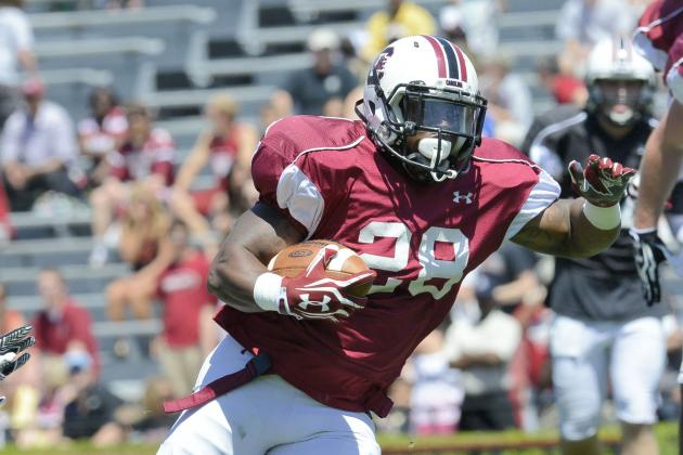 South Carolina Spring Game 2013: Recap, Grades and Analysis