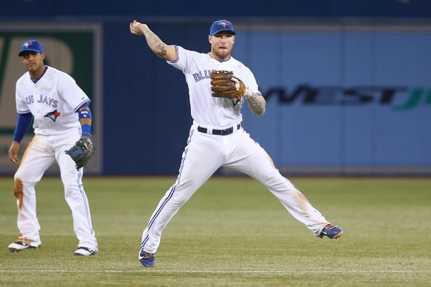 Toronto Blue Jays: Why Brett Lawrie Is the Toronto Blue Jays' X-Factor