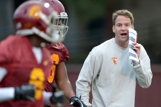 USC Football 2013 Spring Game: Live Analysis, Notes and Recap