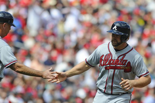 Hudson, Braves Beat Nationals 3-1