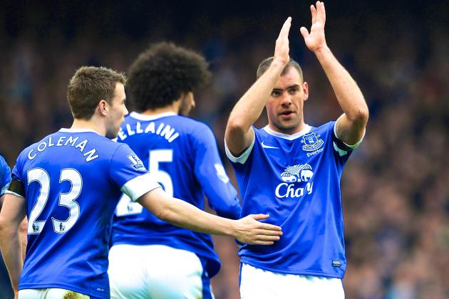 Rating the Everton Players in the 2-0 Win Against QPR