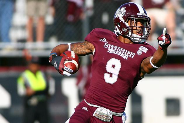 Darius Slay's Blazing Speed Makes Him and Enticing Draft Target for Pats