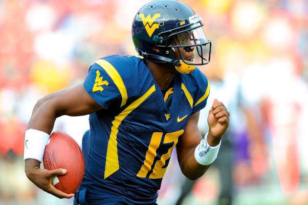 Geno Smith Continues to Defy Racial Stereotypes as NFL Draft's Top QB Prospect