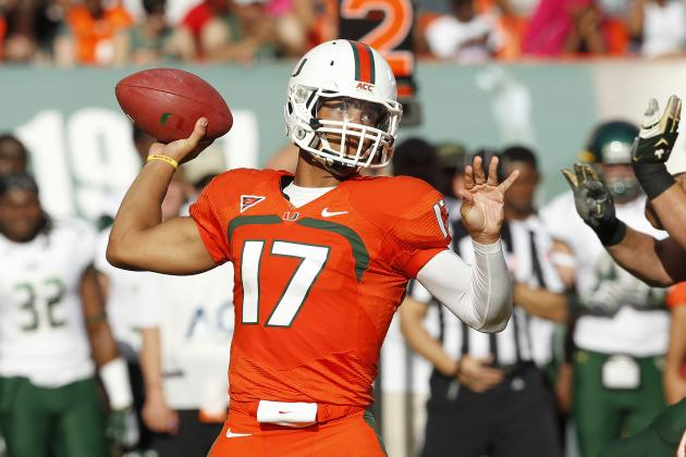 Miami Hurricanes Spring Game 2013: Recap, Highlights and Analysis
