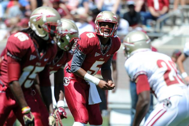 Florida State Spring Game 2013: Recap, Grades and Analysis