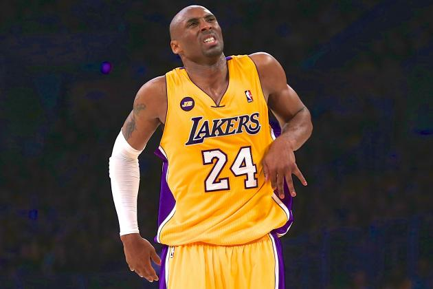 Lakers GM Mitch Kupchak: Amnestying Kobe Bryant Not an Option for LA