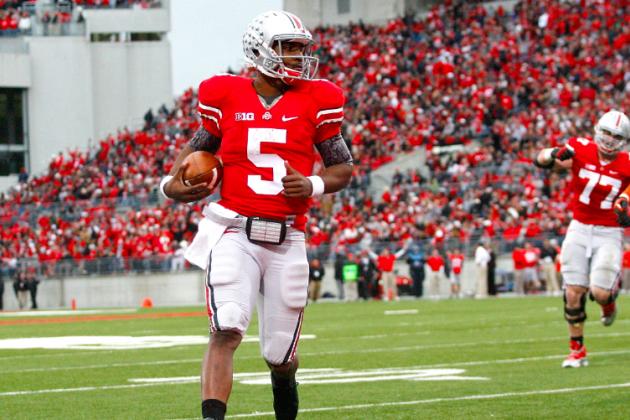 Ohio State Spring Game 2013: Recap, Grades and Analysis
