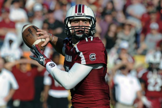 South Carolina Football: Dylan Thompson's Spring Performance Heats Up QB Battle
