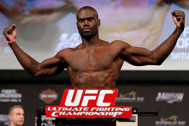 Uriah Hall vs. Kelvin Gastelum: Prime Time Must Have Strong Display in UFC Debut
