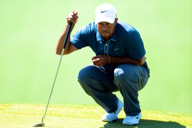Tiger Woods at Masters 2013: Day 3 Analysis, Highlights and More