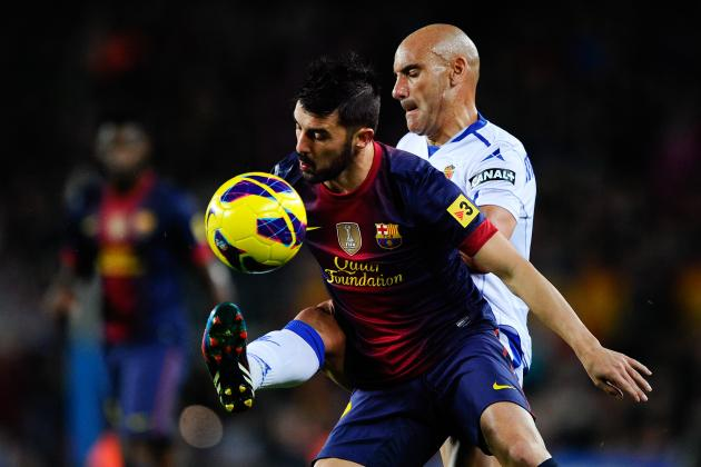 Real Zaragoza vs. Barcelona: Date, Time, Live Stream, TV Info and Preview