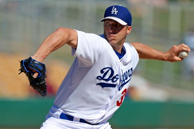 Chris Capuano Will Start for Dodgers on Tuesday