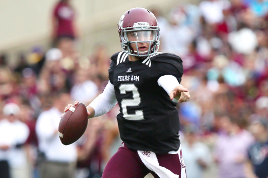 Spring Game 2013: Watch out SEC, A&M Attack Looks Even Better