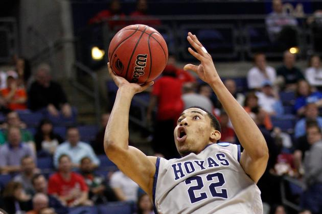 What Is Georgetown Hoyas Star Otto Porter Jr. Waiting For?