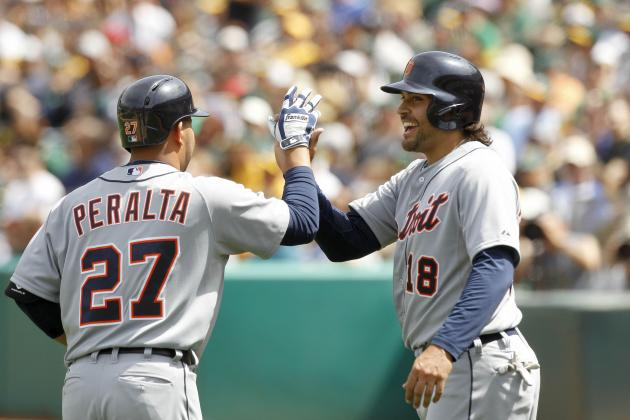 Tigers Smack Three Home Runs, Verlander Earns 2nd Victory in Win over A's