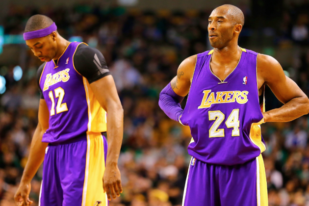 How Kobe Bryant's Injury Will Impact Dwight Howard's 2013 Free-Agent Decision