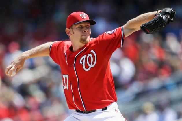 Strasburg: 'I Think Our Lineup's Better'