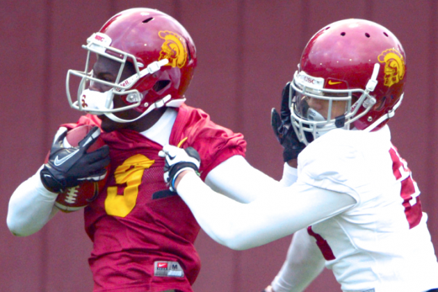 USC Spring Game 2013: Recap, Twitter Reaction and Analysis