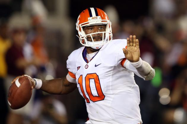 Clemson Football Spring Game 2013: Tigers' Offense Is Too Good for the ACC