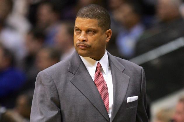 Eddie Jordan Reportedly Named Rutgers' New Basketball Coach