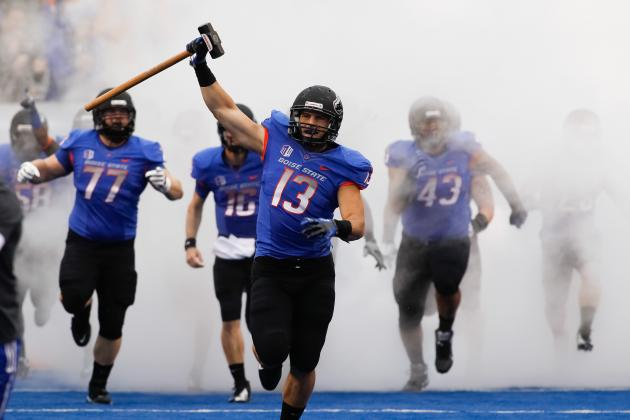 Boise State Spring Game 2013: Recap, Grades and Analysis