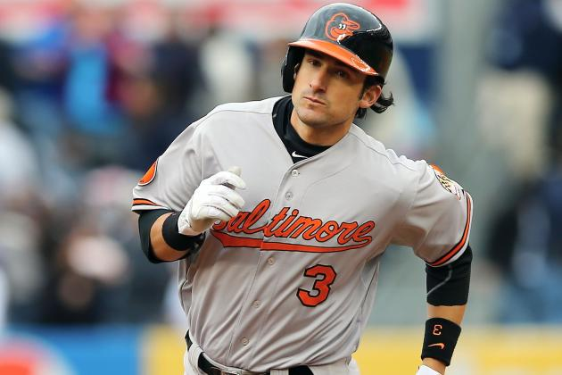 Markakis, Reimold and Flaherty Homer as Orioles Beat Yankees, 5-3