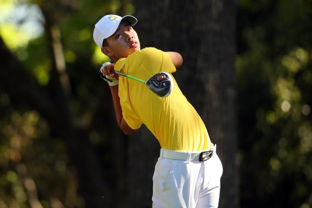 Tianlang Guan Has Makeup and Maturity to Be a Future Superstar