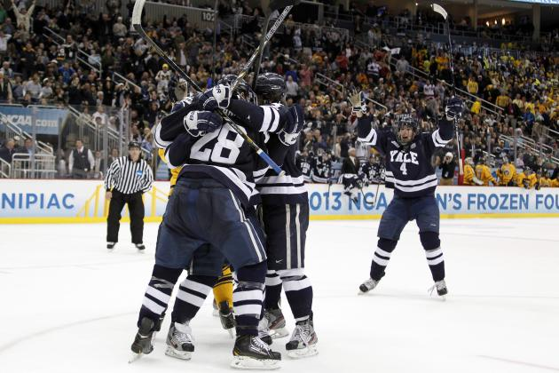 Frozen Four 2013 Championship Results: Score, Grades, Recap and Analysis